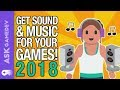 Video Game Sound Effects for YOUR game! (in 2018)