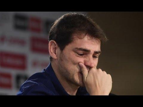 Despedida de Casillas
