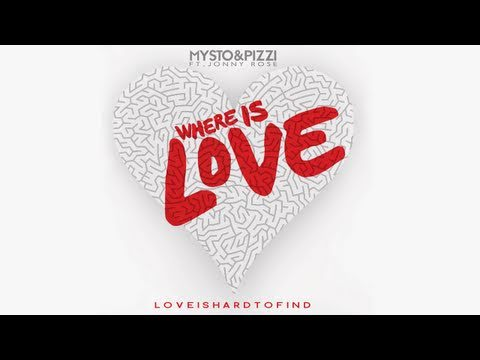 Tekst piosenki Mysto & Pizzi - Where is The love po polsku