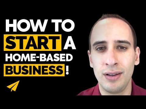 Advice for starting a home based business – Ask Evan