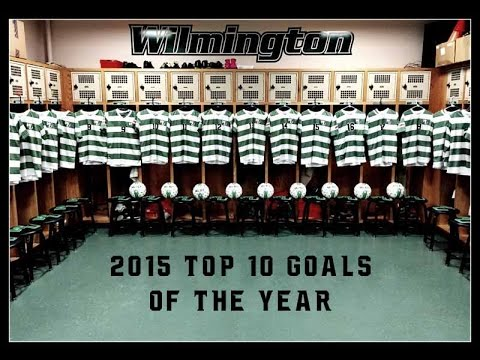 2015 WU Men's Soccer Top 10 Goals of the Year