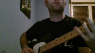 Guitar Intro. Vasil Hadzimanov - Ratnici Podzemlja , tri boje zvuka live