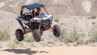 6. 2014 Polaris RZR XP 1000 First Ride - MotoUSA