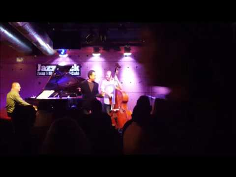 Chuck Wansley @ Jazz Dock w/Otto Hejnic Trio
