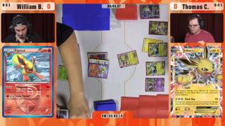 2016 Pokémon Spring Regional Championships: TCG Masters Swiss R14 by The Official Pokémon Channel
