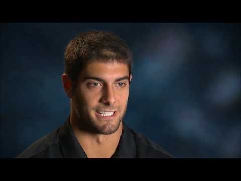 Jimmy Garoppolo Interview OVC Football Media Day video.