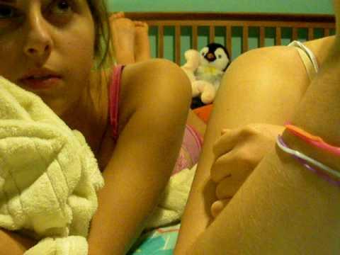 preteen feet