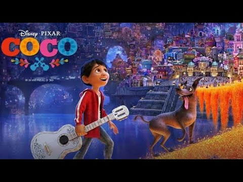 COCO FULL MOVIE IN HINDI | NEW ANIMATION MOVIE HD
