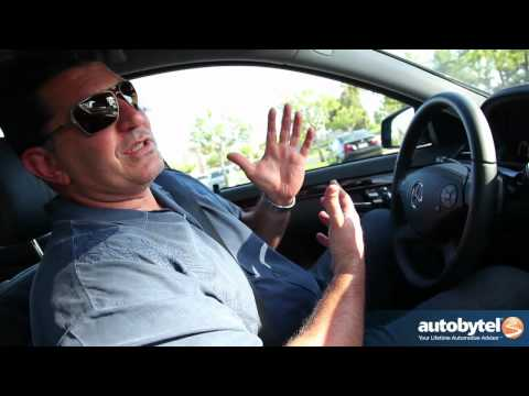 2012 Mercedes-Benz S400h: Video Road Test and Review