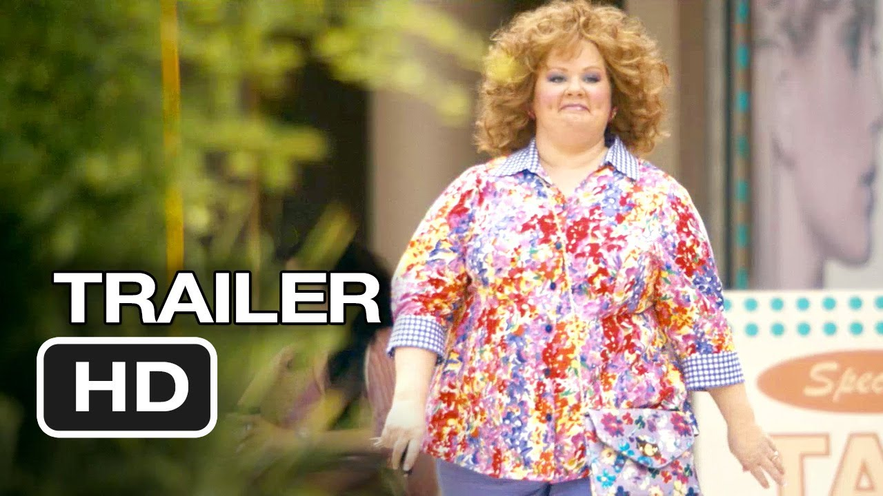 Movie Trailer:  Identity Thief (2013)