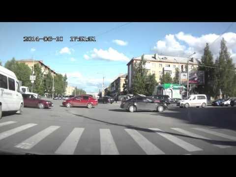 Авария в городе Ухта
