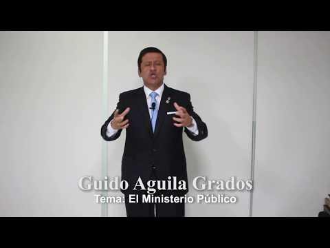 Programa 22 - El Ministerio Público - Tribuna Constitucional - Guido Aguila