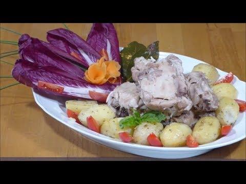 Pollo al forno in vaso cottura - Secondi di carne - Ricetta Facile