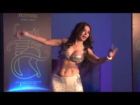 DINA (EGYPT) 2016 ORIENTAL PASSION FESTIVAL - ENTRANCE/SIRET EL HOB (видео)