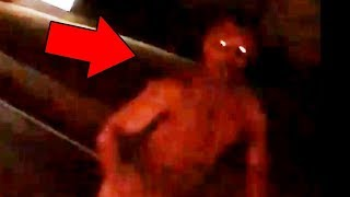 Video 5 Scary Things Caught On Camera : Scary People MP3, 3GP, MP4, WEBM, AVI, FLV Agustus 2019