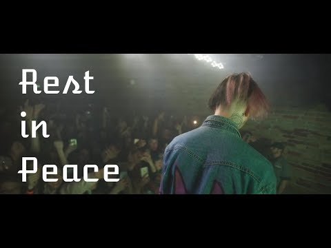Rest in Peace Lil Peep - Tribute video (Response from XXXTentacion , Lil Pump and Ski mask & More)