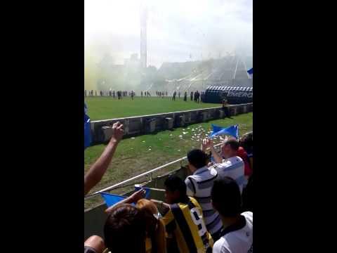 Esta banda ya no puede parar... - Los Guerreros - Rosario Central