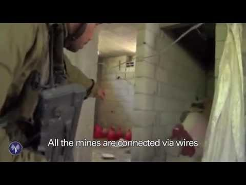 IDF Soldiers Uncover House Rigged with Explosives