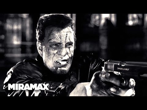 Sin City | 'Sneak Attack' (HD) | Bruce Willis, Jessica Alba, Rosario Dawson | 2005