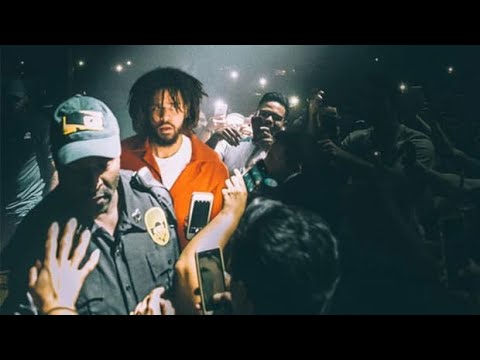 J. Cole Live In Concert
