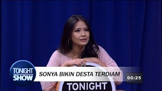 Video Sonya Pandarmawan Bikin Desta Terdiam MP3, 3GP, MP4, WEBM, AVI, FLV April 2018