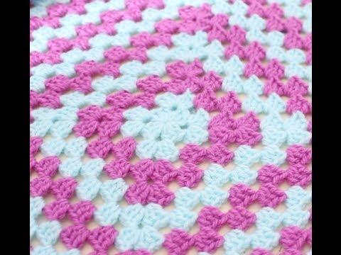 uncinetto - coperta tradizionale