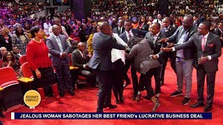 Video UNBELIEVABLE!! A FIGHT breaks out in AMI - Accurate Prophecy with Alph LUKAU MP3, 3GP, MP4, WEBM, AVI, FLV Juni 2019