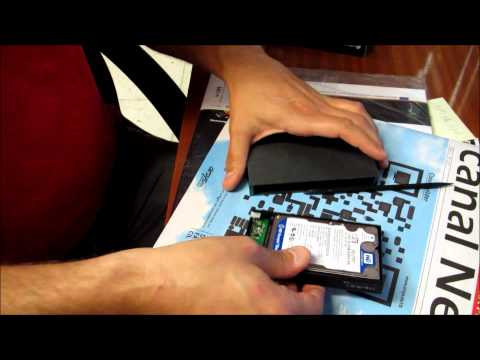How to open / dissasemble LACIE PORSCHE MOBILE DRIVE P 9220 1TB 2.5