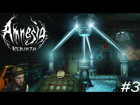 Puzzleja joka puolella | Amnesia: Rebirth #3
