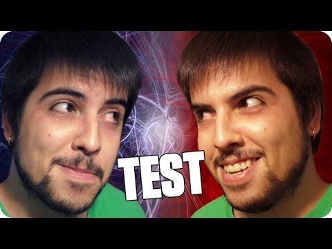 ¡MI HERMANO GEMELO MALVADO! TEST | Gona