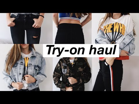 TRY-ON Clothing/Skincare Haul!! SHEIN, URBAN OUTFITTERS, MARIO BADESCU, LUSH + More