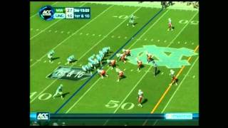 Giovani Bernard vs Miami (2011)