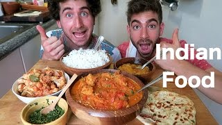 Beginners Guide To Indian Food by Brothers Green Eats