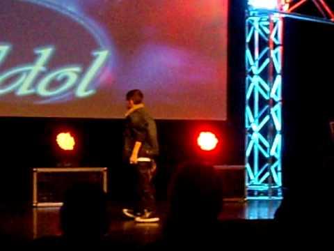 PC Idol 2011 Daniel Moses singing Summer of '69