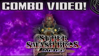 Ganondorf Combo Video | Halloween Special! :)