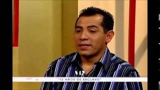 Entrevista con Ricardo Mendoza, en Galería VIP (14-abril-2014)