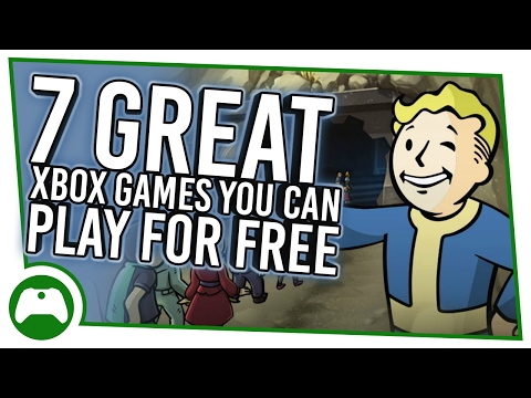 7 Best Xbox Games You Can Play For Free