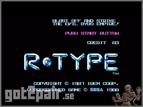 R-Type - Master System