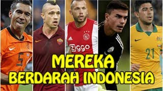 Video 5 Pemain TOP DUNIA  BERDARAH INDONESIA (PART1) MP3, 3GP, MP4, WEBM, AVI, FLV Juni 2018
