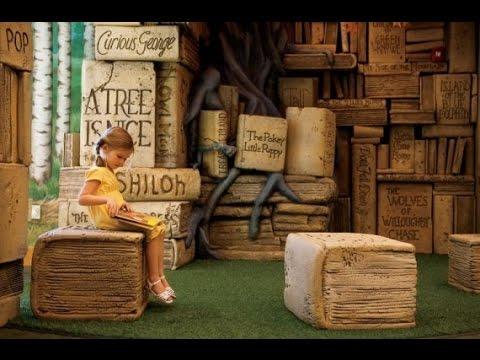 Як привчити дітей читати книги