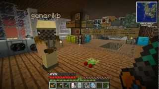 Etho MindCrack FTB - Episode 21: AnderZEL&#39;s New Friend