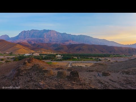 Video: Road-trip to see these beautiful ancient burial sites in Oman