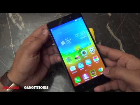 Lenovo K3 Note India Hands on Quick Review, First Impressions