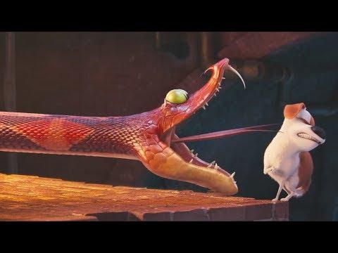 The Secret Life of Pets -  Viper Death Scene