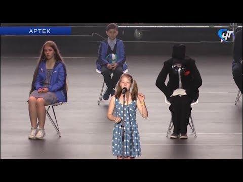 Ученица школы №2 Великого Новгорода Аделина Антонова вышла в суперфинал конкурса «Живая классика»