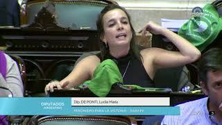 Video Diputada De Ponti Lucila María - Sesión 13-06-2018 - PL MP3, 3GP, MP4, WEBM, AVI, FLV Juni 2018