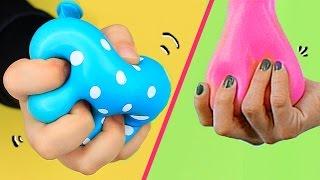 Video DIY Stress Balls You NEED to Try! MP3, 3GP, MP4, WEBM, AVI, FLV November 2018