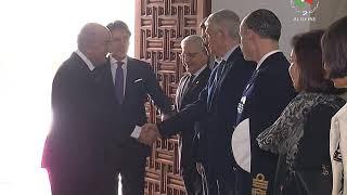 Tebboune reçoit le Président du Conseil italien - Canal Algérie