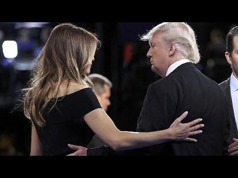 Μελάνια Τραμπ: «Αγορίστικες κουβέντες» οι δηλώσεις του συζύγου μου για τις γυναίκες