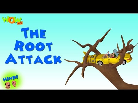 Video The Root Attack - Motu Patlu in Hindi - 3D Animation Cartoon for Kids -As on Nickelodeon download in MP3, 3GP, MP4, WEBM, AVI, FLV January 2017